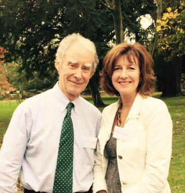 Sir Richard Bowlby And Wendy Bramham