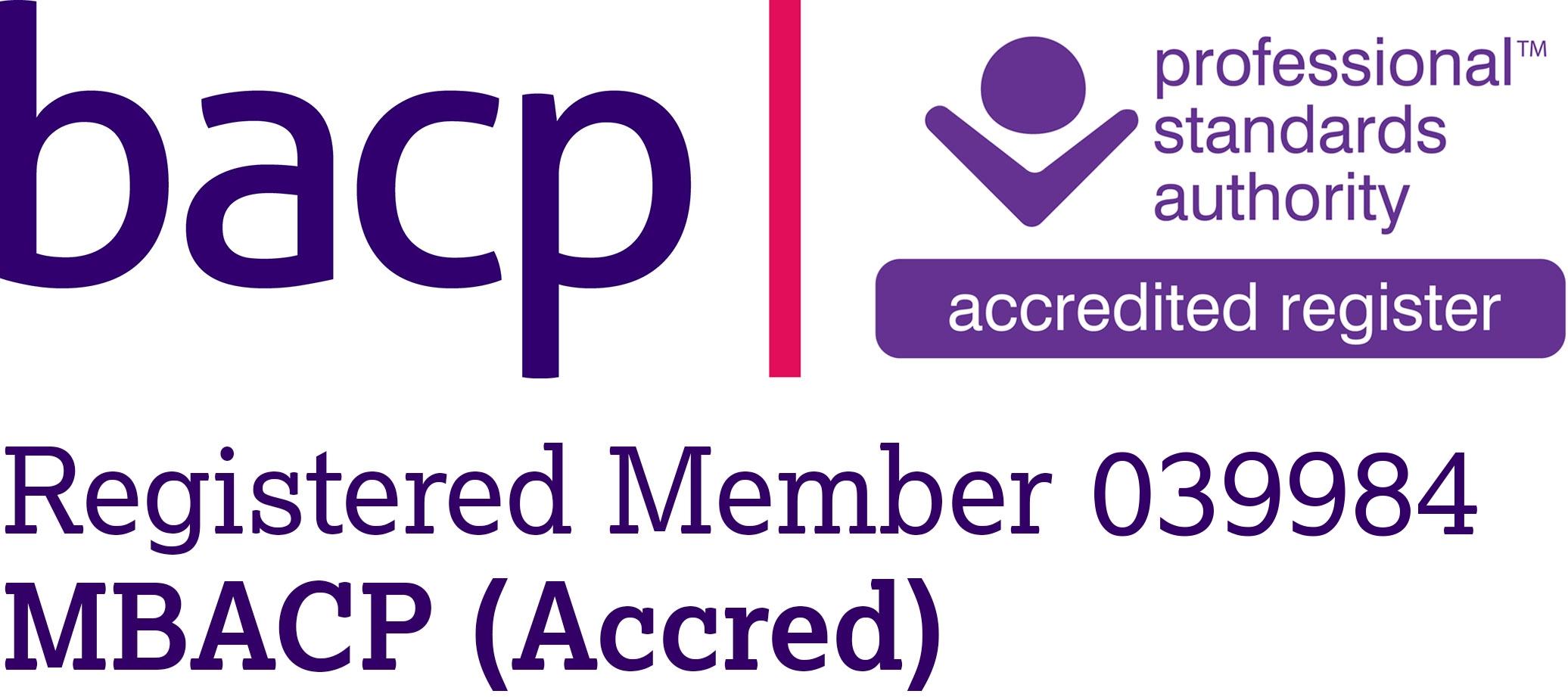Briony Martin BACP logo 2018