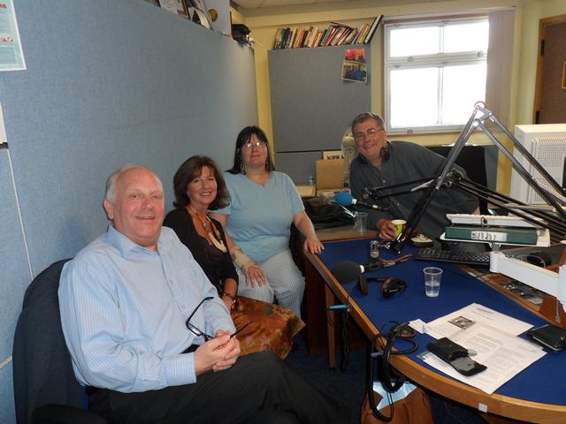 Wendy Bramham Therapy On BBC Radio Wiltshire