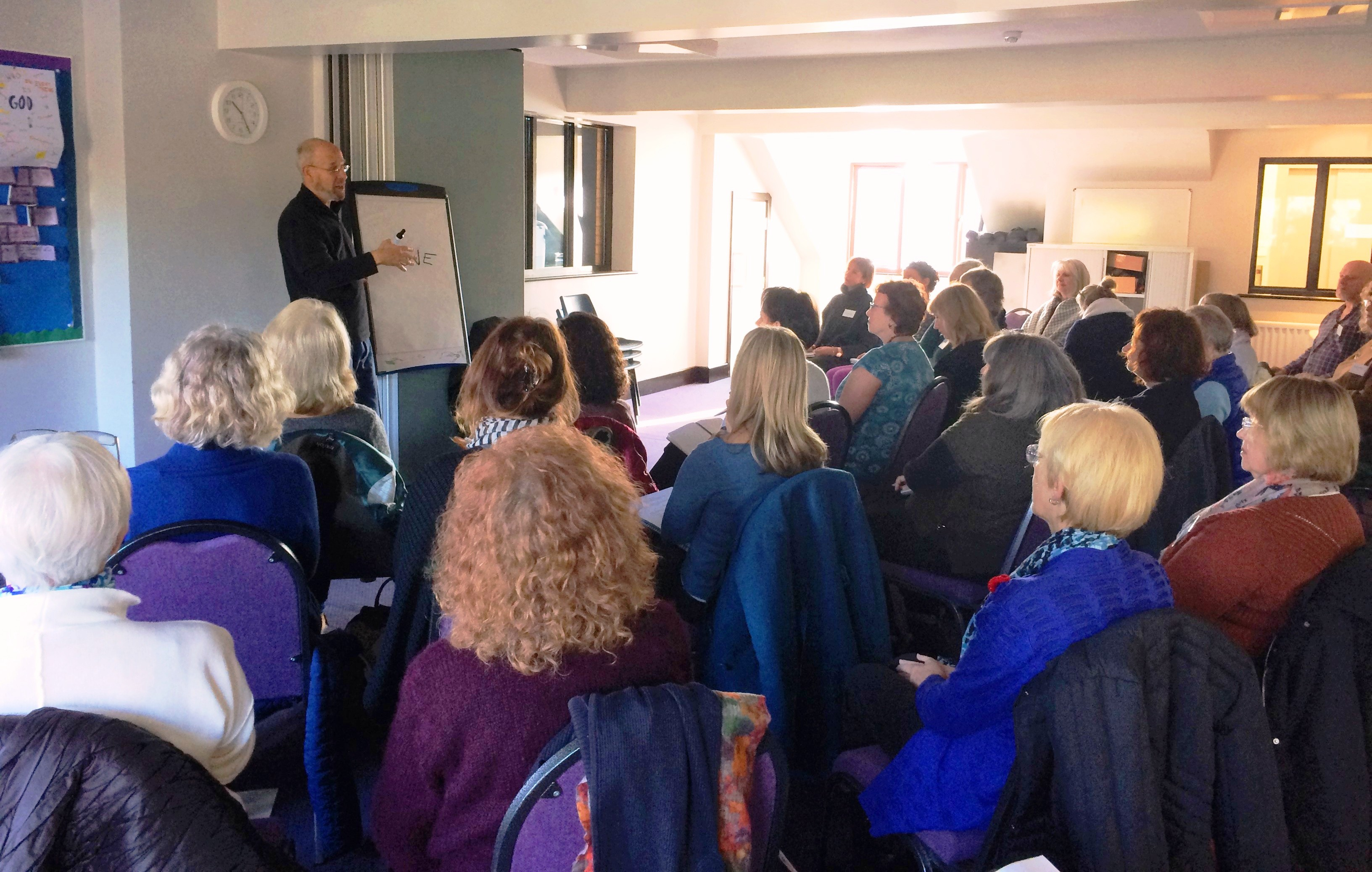 W Bloom 2016 Seminar