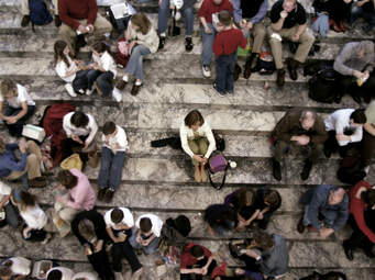 Loneliness – No Longer A Silent Epidemic. By Lisa Stevenson