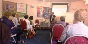 Pete Holloway seminar 2017