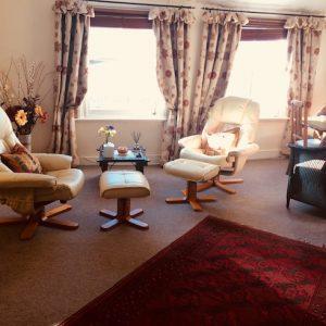 Newbury: Zebra Room