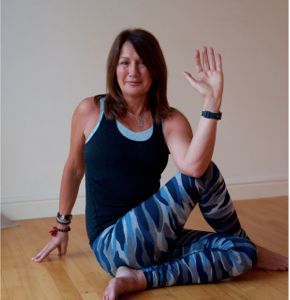 Jo Morgan - Yoga Therapy