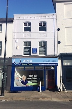 newbury clinic outside