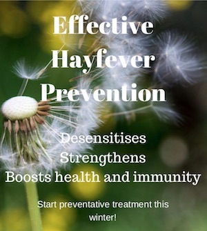 Effective Hayfever Prevention web