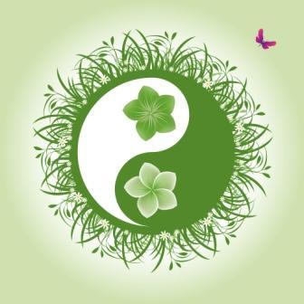 Shiatsu ying and yang
