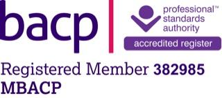BACP registered member 382985