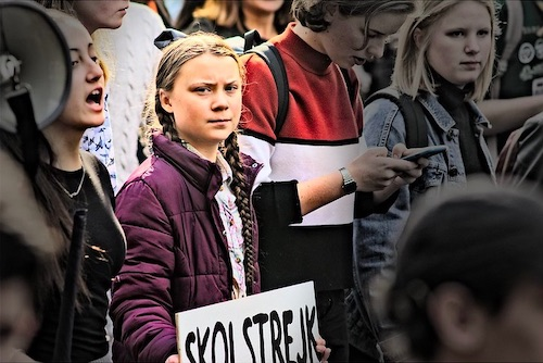Greta Thunberg's Dad's Inspiring Message To Parents