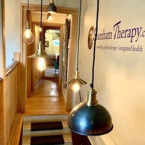 Bramham Therapy Entrance