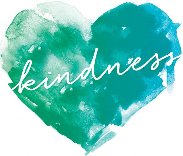 Giving And Receiving Kindness In Mental Health Awareness Week